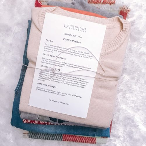 My Monthly The Ms. Collection Unboxing: Versatility for Spring