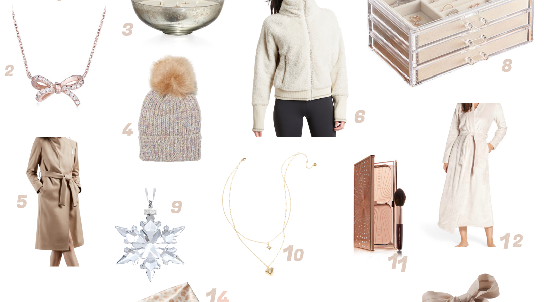 Gift Guide for Her:    Patrice's Last Minute Shopping Picks